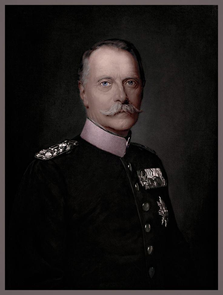 Friedrich Ii Von Baden Siebter Und Letzter Grossherzog Des Grossherzogtums Baden Grand Duke Baden Royal Family