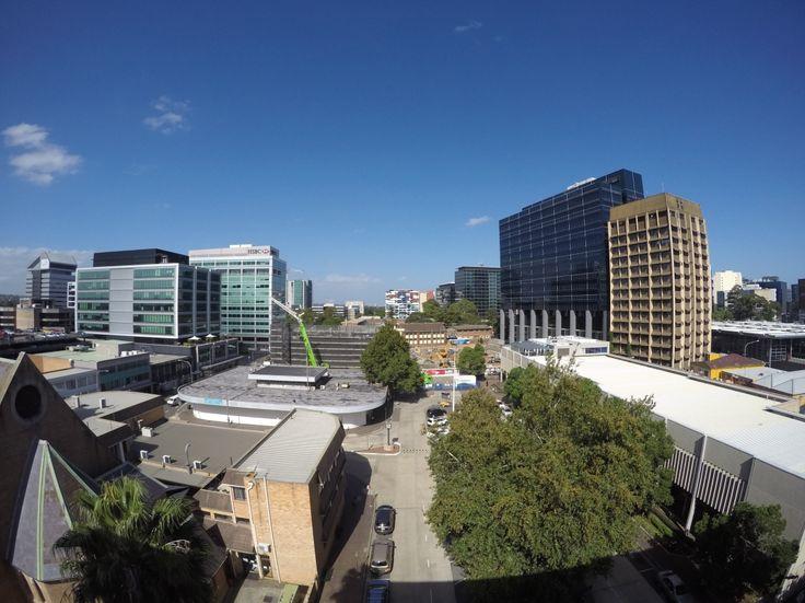 Civic Place - Parramatta Square 5 March 2015. Parramatta City Council, Research and Collection Services