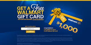 This $1,000 Walmart Gift Card is offered to you for free. Imagine getting everything you need for your home, kids, groceries, electronics: http://trkur.com/tk?o=13049&p=118477
