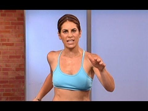 Jillian Michaels: No More Trouble Zones Warm Up is a high-energy, 5-minute warm up exercise that is designed to boost metabolism, burn fat, lubricate the joints, elongate muscle, and prevent injury through a combination of cardio and dynamic stretching exercises. Kick start your heart rate, tone your muscles and maximize your weight loss potenti...