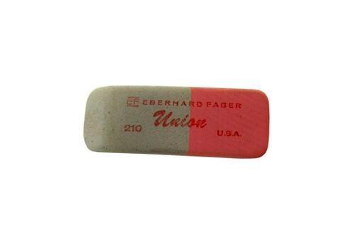 Eberhard Faber 210 Union Two Sided Eraser for Ink and Pencil