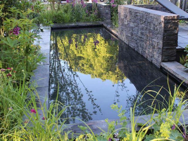 Un bassin esthétique pour mon jardin