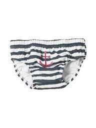 nautical swimming diaper