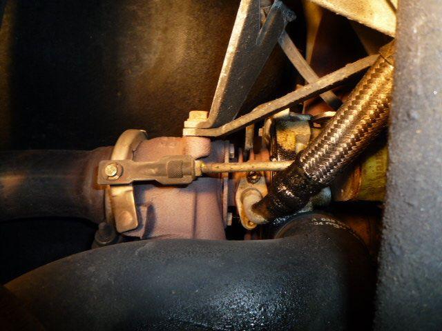 perte de puissance moteur, cela peut il venir des plaquettes de frein usées??