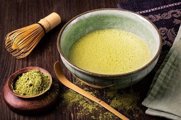 Té verde para secar granos y espinillas - Remedios para el Alma