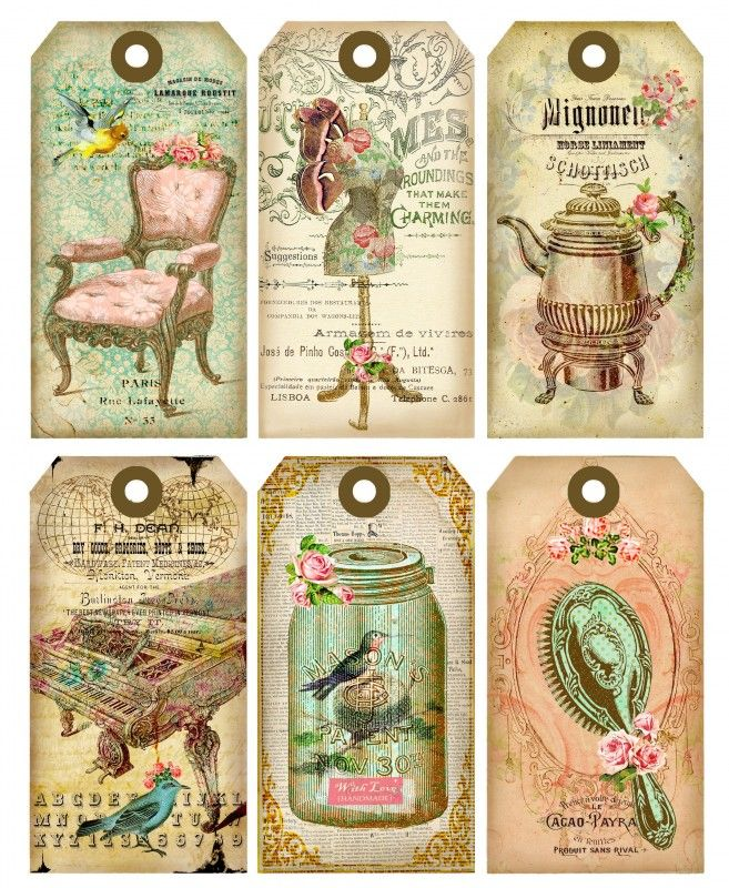 It is a picture of Smart Vintage Ephemera Free