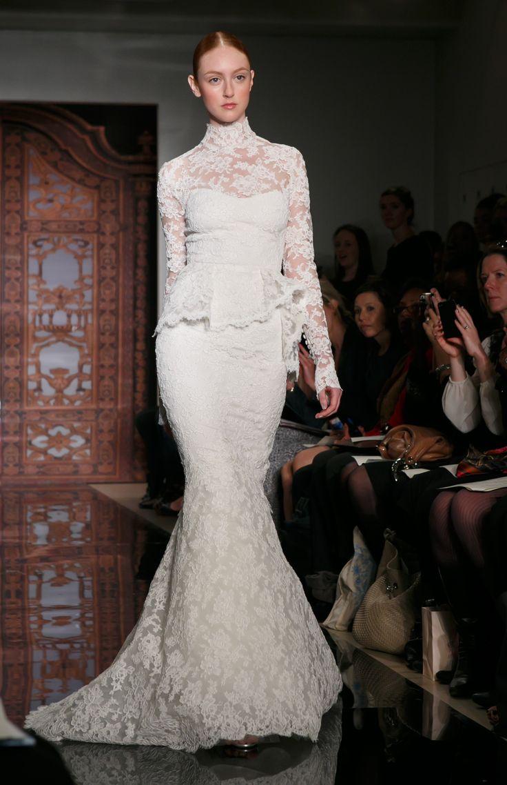 Reem Acra Wedding Dress Designers