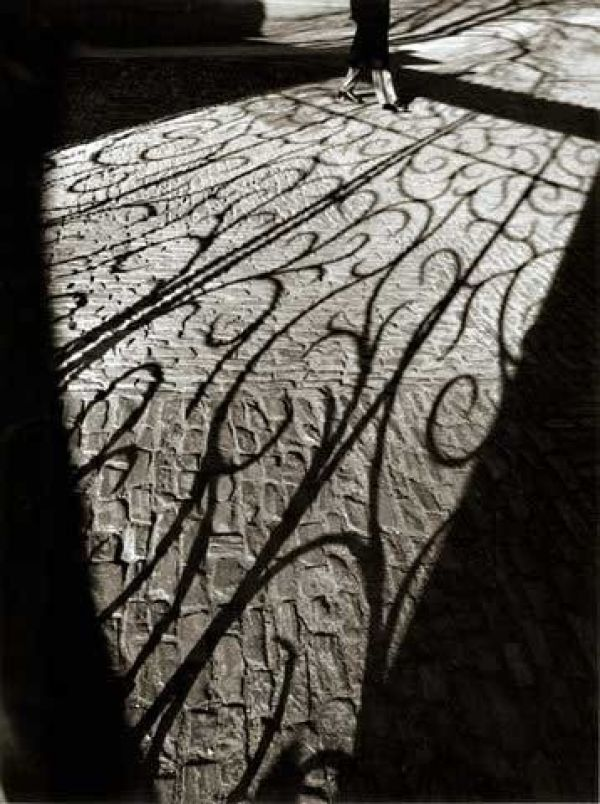 Photo: Tina Modotti. A light that casts clear and defined shadows.