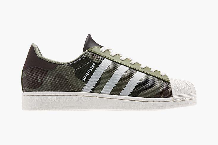 adidas Originals Superstar Camo Pack | Adidas superstar camo ...