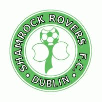 FC Shamrock Rovers Dublin (old logo) Logo. Get this logo in Vector format from http://logovectors.net/fc-shamrock-rovers-dublin-old-logo/