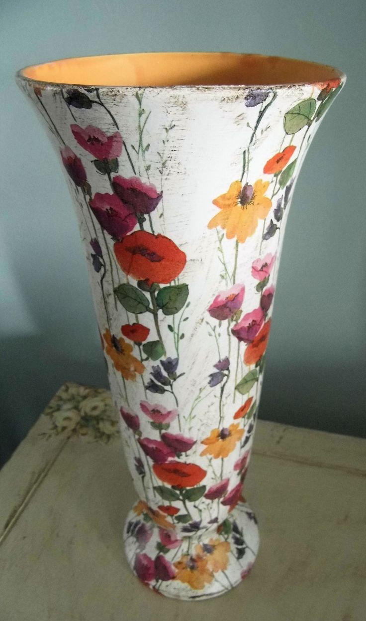 25 best vase images on pinterest flower vases vases and china tall meadow flower ceramic vase reviewsmspy