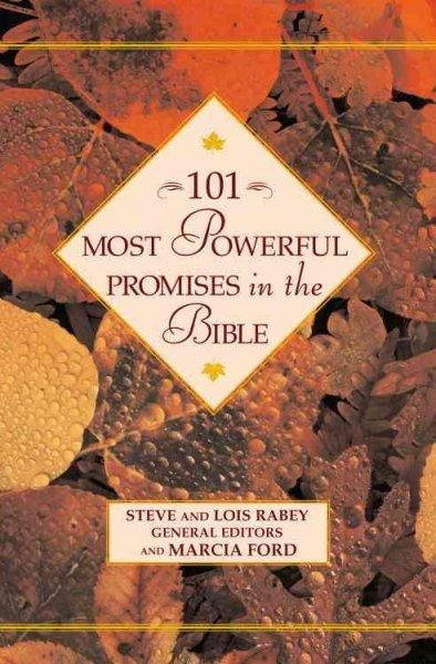 For anyone who is searching for guidance in a time of need, finds that their faith is floundering, or simply wants to infuse some inspiration into their day, 101 MOST POWERFUL PROMISES IN THE BIBLE wi
