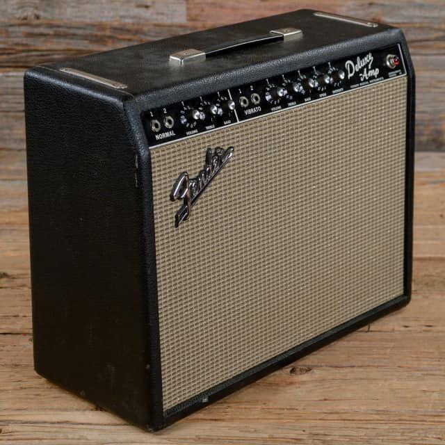 Fender Deluxe-Amp 1965 (s581)