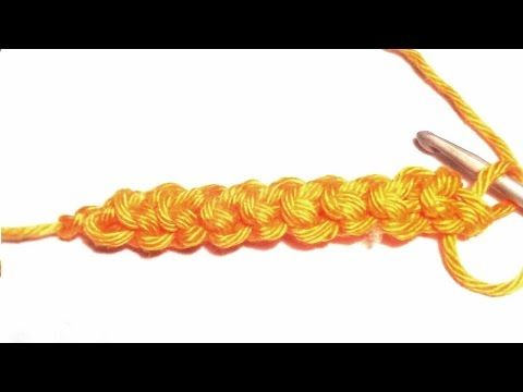 3D Romanian Point Lace Cord Tutorial 49 Crochet Romanian Lace - YouTube