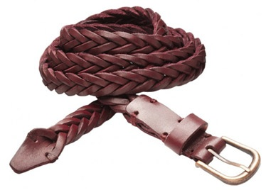 Scotch & Soda braided belt