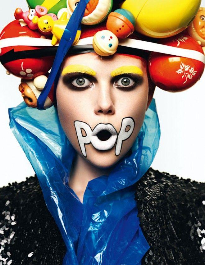 Pop Up make up - Blog Benetton