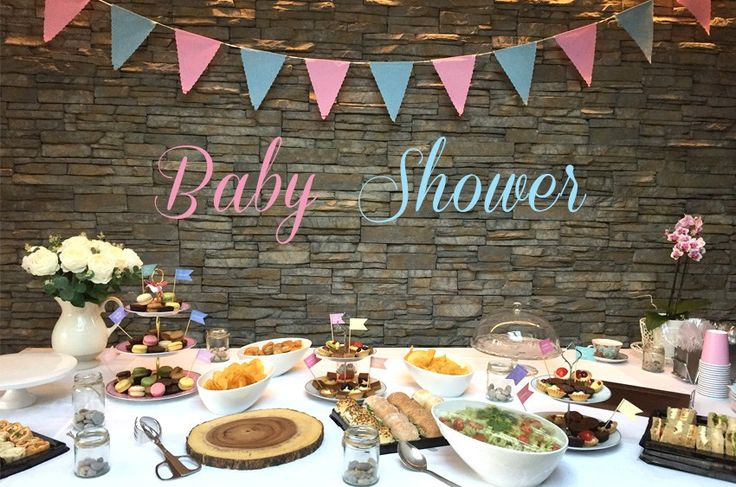 Baby Shower Themed Party