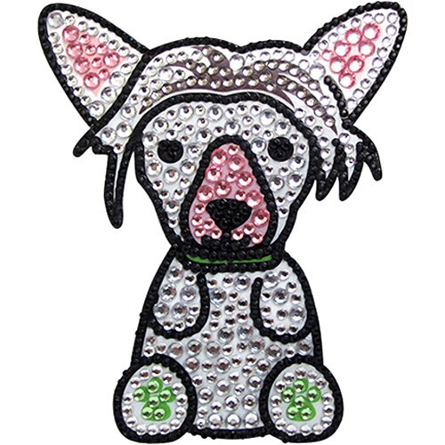 Our Price $4.99  ID: 201200013353  Chinese Crested Rhinestone Decal: Great for the car, patio doors or anywhere you would use a decal. These Rhinestone Decals are a perfect way to show your love of Chinese Cresteds or makes a great gift for the dog lover who has everything!  http://www.calendars.com/dbs/Chinese-Cresteds/Chinese-Crested-Rhinestone-Decal/prod201200013353/?categoryId=cat10127=cat10127