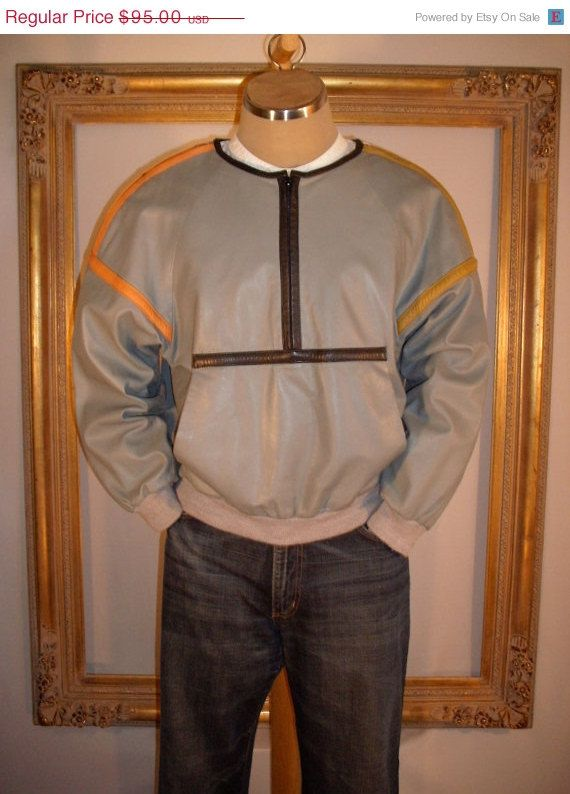 NOW ON SALE Vintage 1970's Guy Laroche Leather by thebazarhome, $71.25