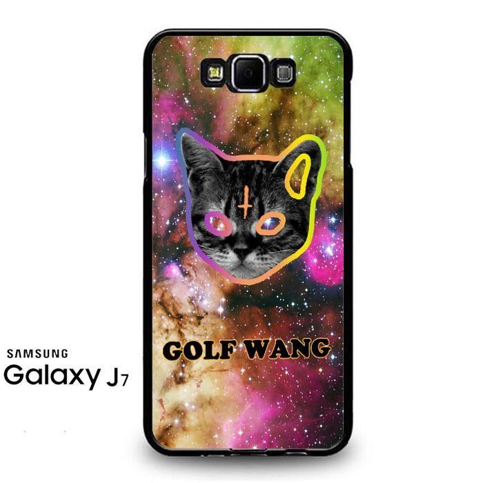 Ofwgkta Odd Future Wolf Gang Cat Samsung Galaxy J7 Prime Case