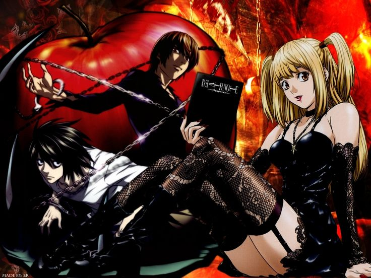 Death Note, um dos animes de melhor roteiro já construídos até hoje!  Se você gosta de investigação criminal, com uma pitada de acontecimentos sobrenaturais, este anime é PERFEITO pra você.... Para ler o review deste Anime, acesse nosso post.