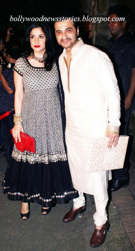 Latest News: Pictures of Saif Ali Khan and Kareena Kapoor's Sangeet Ceremony