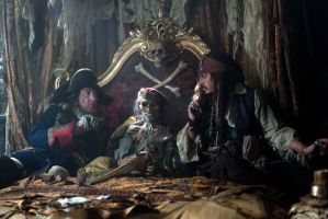 Everything's Coming Up Sparrow - Pirates of the Caribbean - Jack and Hector Barbossa
