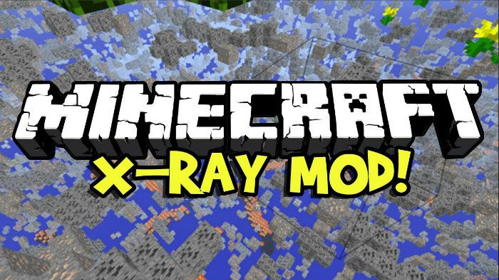 For those of you who have great trouble with mining for ores, there's always the X-Ray mod. This mod allows normal blocks like stone, gravel and any other rock or common block to become see-through, allowing perfect sight of ores that are valuable such as iron ore, gold ore and especially diamond ore. This is done through one click of a button. Players sometimes struggle to gather enough mass ore for building. Many survival buildings in Minecra