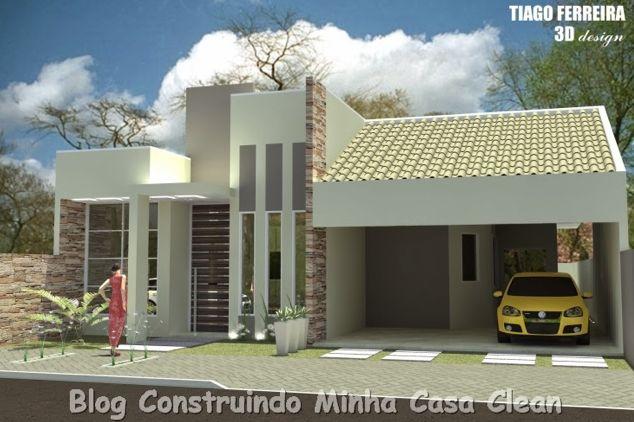 17 best images about casas pequenas mas lindas on for Casas mas modernas