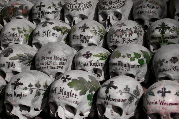 Hallstatt Charnel House – Hallstatt, Austria | Atlas Obscura