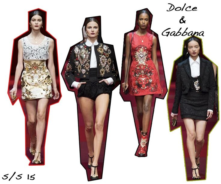 D&G S/S15 Bee Appel: Best Picks Of Fashion Week S/S 2015