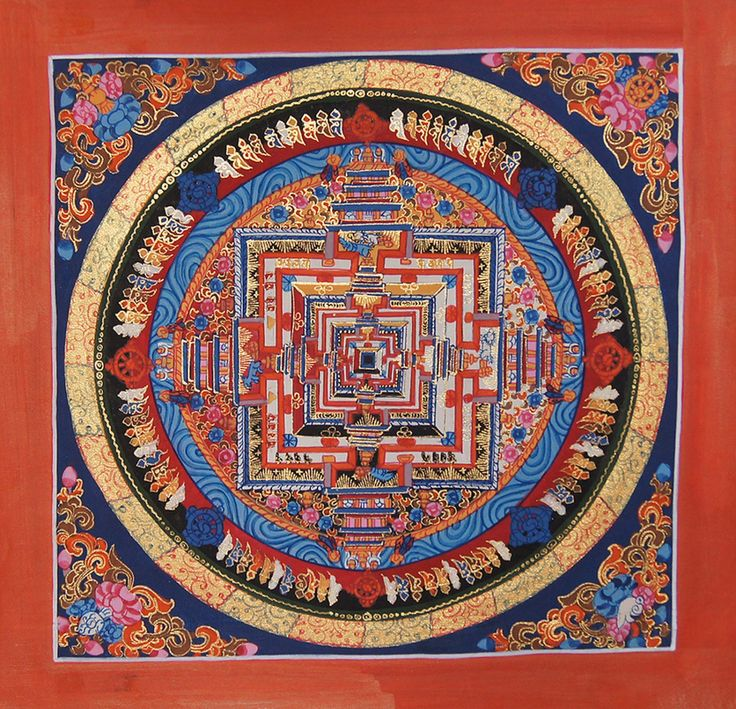 99 best images about mandala on pinterest tibet tibetan mandala and buddhism - Mandalas signification formes ...
