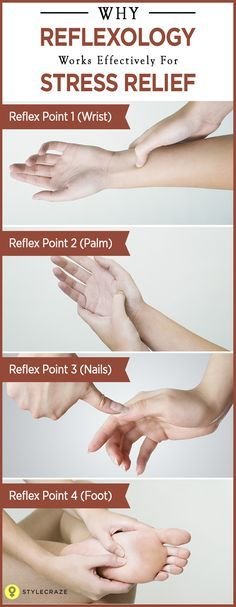 Is reflexology good for anxiety? Reflexology is marvelous because it will relax you even while it promotes the repair and healing process of the internal organs. How is that, you ask?  See how!!