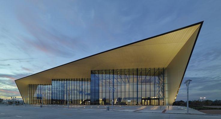 Galería de Centro de convenciones en Owensboro / Trahan Architects - 8