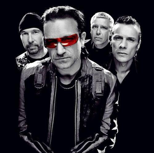2000s U2. | U2 | Pinterest