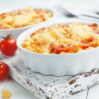 ziti Italian casserole