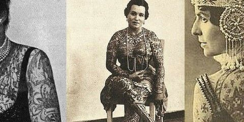 100 ans de tatouage en vidéo ! - WEPOST Mag, Magazine tunisien, infos tunisie, actualité en tunisie, tunisie news , la presse tunisie