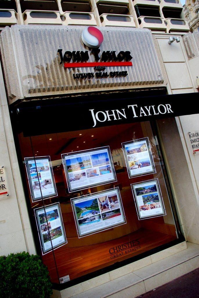 Une qualité d'affichage unique au monde destiné aux plus prestigieuses agences immobilières