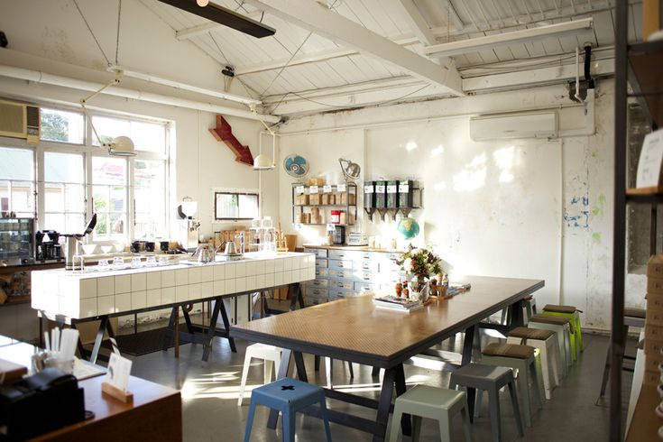Good One - COFFEE SUPREME - funky hidden coffee place in Auckland but feels like melbourne :)