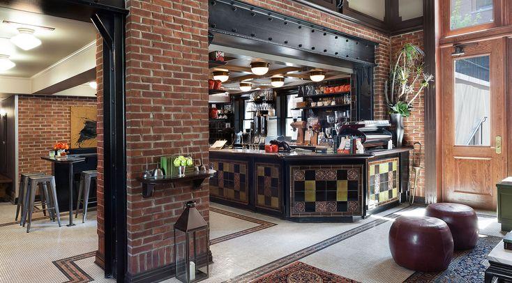 Intelligentsia Coffee High Line Hotel | meltingbutter.com