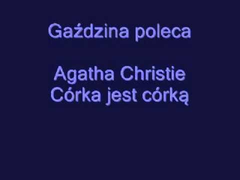 Agatha Christie - Córka jest córką. Audiobook Pl. Książka czytana