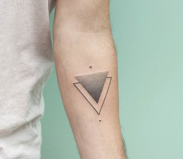 17 Best Ideas About Recovery Tattoo On Pinterest: 17 Best Ideas About Geometric Triangle Tattoo On Pinterest