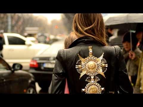 Ultima puntata del Bacchetteforchette Fashion Tour, la sfilata di Armani.