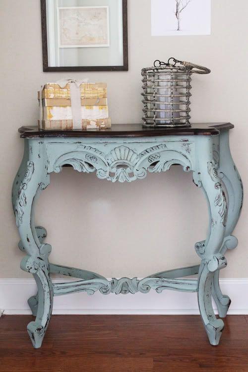 Antique furniture...so cool!