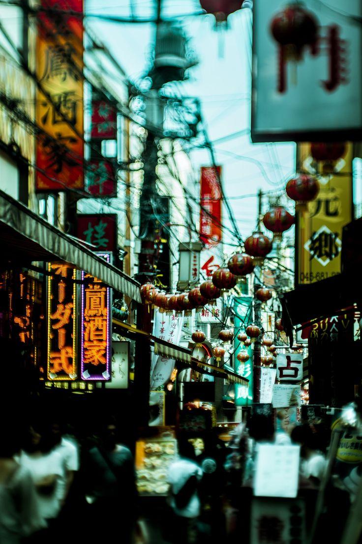 https://flic.kr/p/tTG27B | 中華街 Chinatown | Hustle and bustle of Yokohama Chinatown