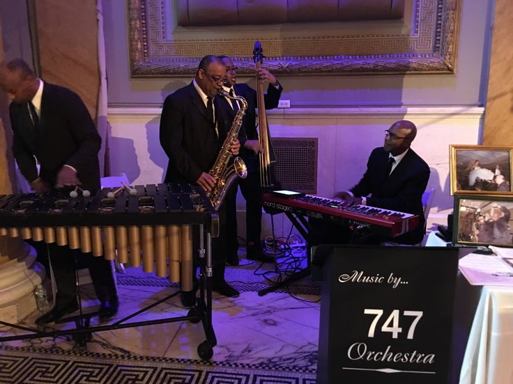 747 ORCHESTRA's JUST JAZZ