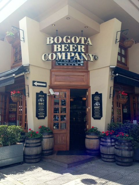 Bogotá Beer Company - Bogotá, Colombia