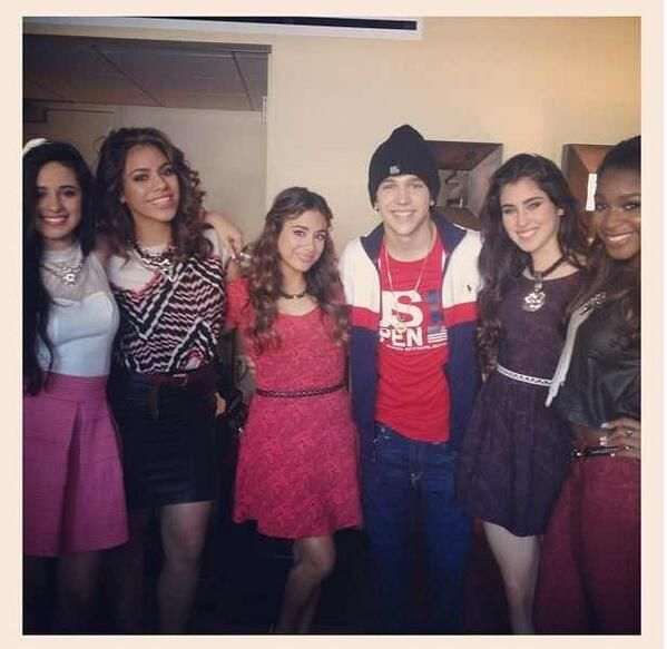 Austin mahone dating fifth harmony