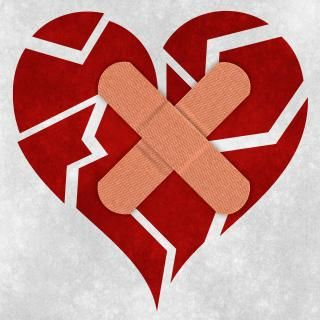 Where can I get the bandaids to heal my broken heart?...