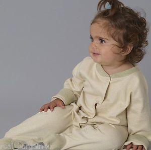 Newborn-0-3M-3-6M-6-12M-Baby-Romper-Baby-Clothing-Organic-Boy-Girl-B-nature